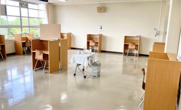 2階学習室
